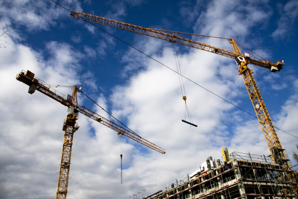 Housing construction in Minsk Oblast is carried out at an active pace