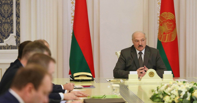 Lukashenko demands to tackle spread of fake news about coronavirus deaths