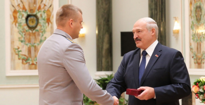 Distinguished Belarusians honored with state awards