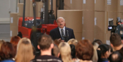 Belarus president talks about viability of alternative oil delivery options